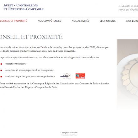 G&G Société d'Expertise Comptable  et de Commissariat aux Comptes
