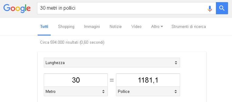 Conversioni Google - Promos Web 22